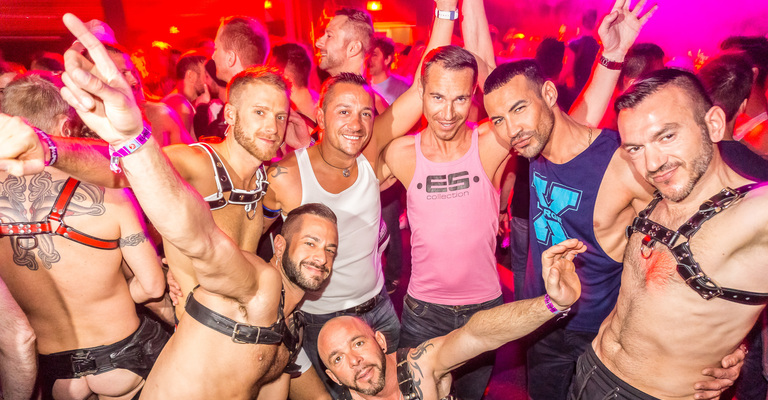 5 things you must have at every gay party